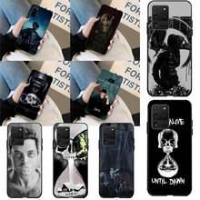 CUTEWANAN-funda de teléfono para Samsung S20 plus Ultra S7 S6 edge S8 S9 plus S10 5G
