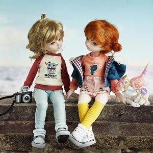 Image 2 - BJD Girl dolls 30 CM doll ,doll for gift