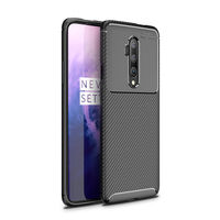 style protective For Oneplus 7T Pro Case Business Style Silicone Rubber Shell Phone Cover For Oneplus 7T Pro Protective Case For Oneplus 7T Pro (2)