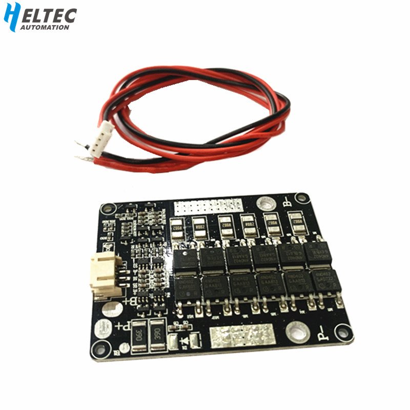 2S 40A BMS Balanced 7.4V 8.4V Li-ion Battery Protection Board NCM BMS