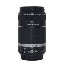 Canon EF-S 55-250mm f/4-5.6 é lente