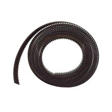 2GT Open Ended Timing Belt Motor Drive Belt Width 6mm Rubber With Fiberglass Core for 3D Printer CNC Pack of 2/3/5/10/20/50Meter(China)