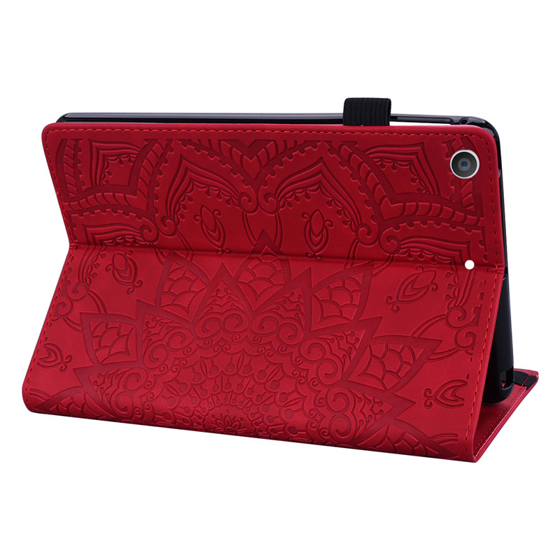 Wekays Coque Case Funda for A2232-Cover-Case iPad Classic 7th-Generation Flower 10.2