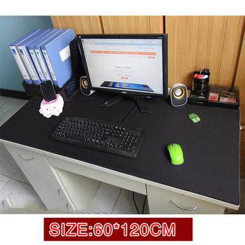 Mairuige marka duża podkładka pod mysz do gier czerwona czarna zabezpieczona krawędź podkładka pod mysz podkładka pod klawiaturę tablet do rysowania antypoślizgowa guma do Dota2 CS Go tanie i dobre opinie Other Zdjęcie