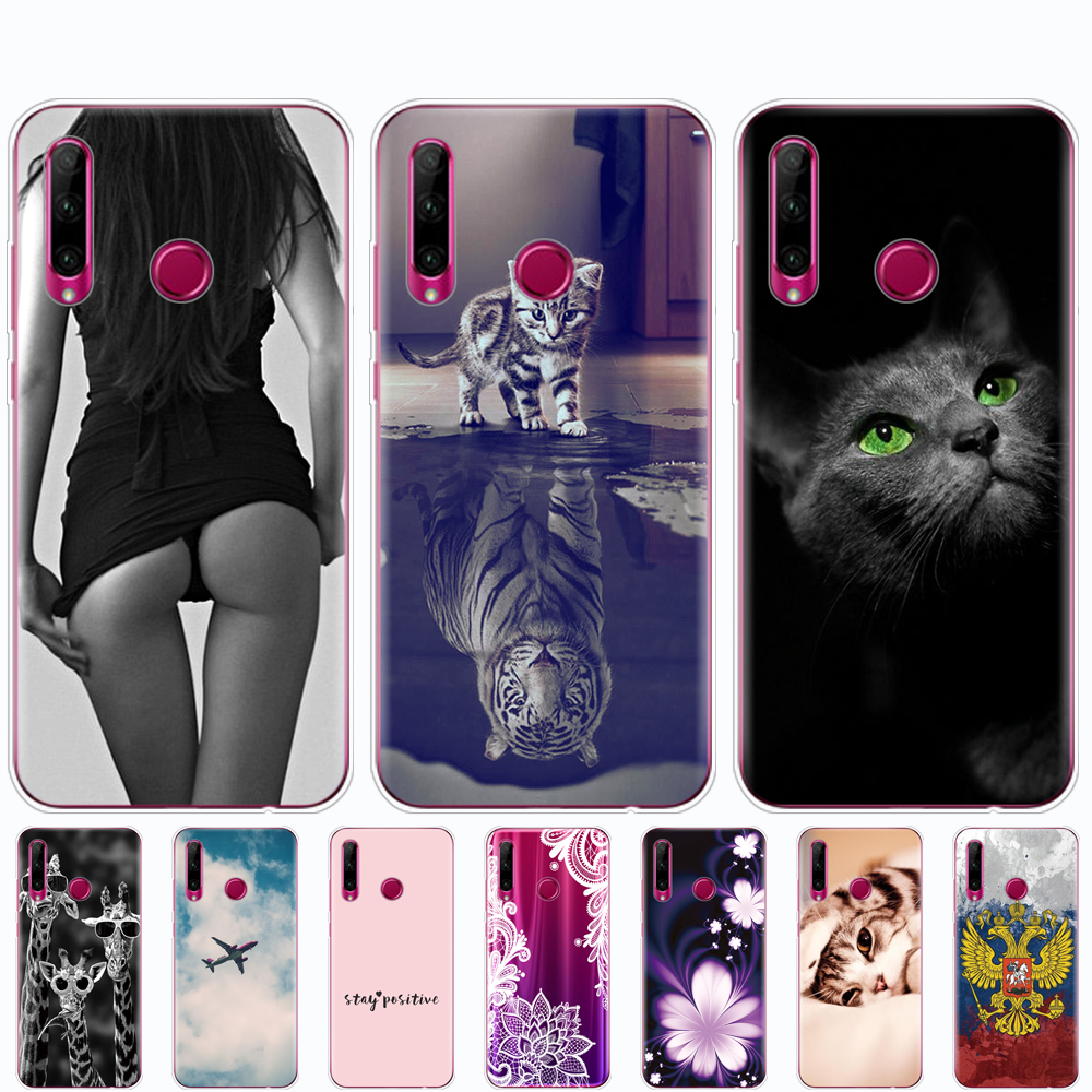 for <font><b>10i</b></font> <font><b>Case</b></font> <font><b>Honor</b></font> <font><b>10i</b></font> HRY-LX1T <font><b>Case</b></font> Silicon Soft tpu Back Cover Phone For Huawei <font><b>Honor</b></font> <font><b>10i</b></font> Honor10i 10 i 6.21 inch Coque bumper image