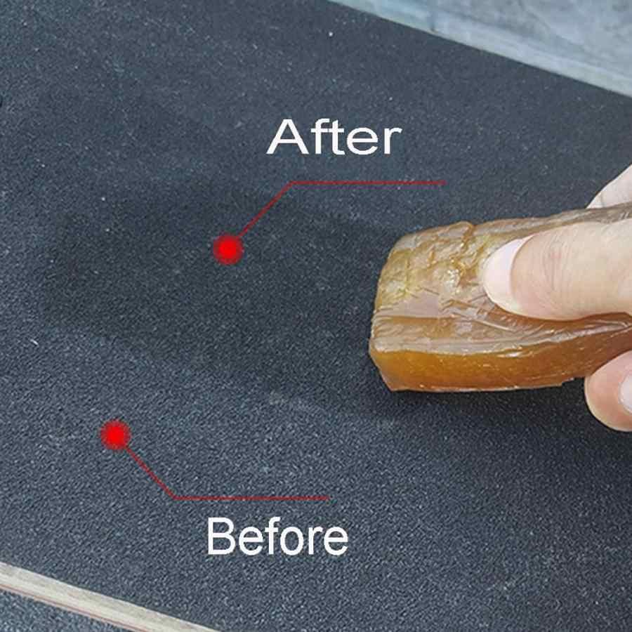 Monopatín limpiador borrador patinaje Junta limpiador ligero limpiar goma Kit de limpieza para skateboarding al aire libre deportes accesorio