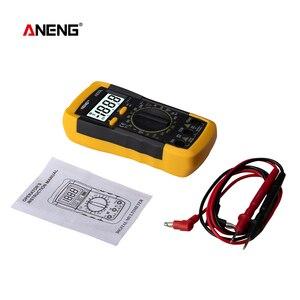 Image 5 - ANENG A830L Profesional Current Tester 부저 기능이있는 발광 디스플레이 디지털 AC/DC 전압 다이오드 주파수 멀티 테스터
