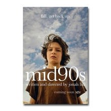 Mid90s Educational guidanceMovie Canvas Poster Wall Modular Art Print Painting Wallpaper Decorative Wall Picture for Living Room