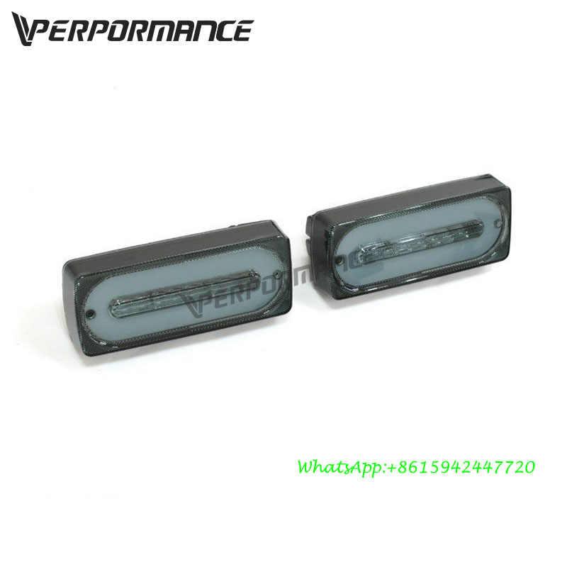 W463 lumière LED ajustement pour W463 G350 G500 G55 G63 G65 B800 B900 queue lumière LED arrière LED signal lumineux 1990-2017