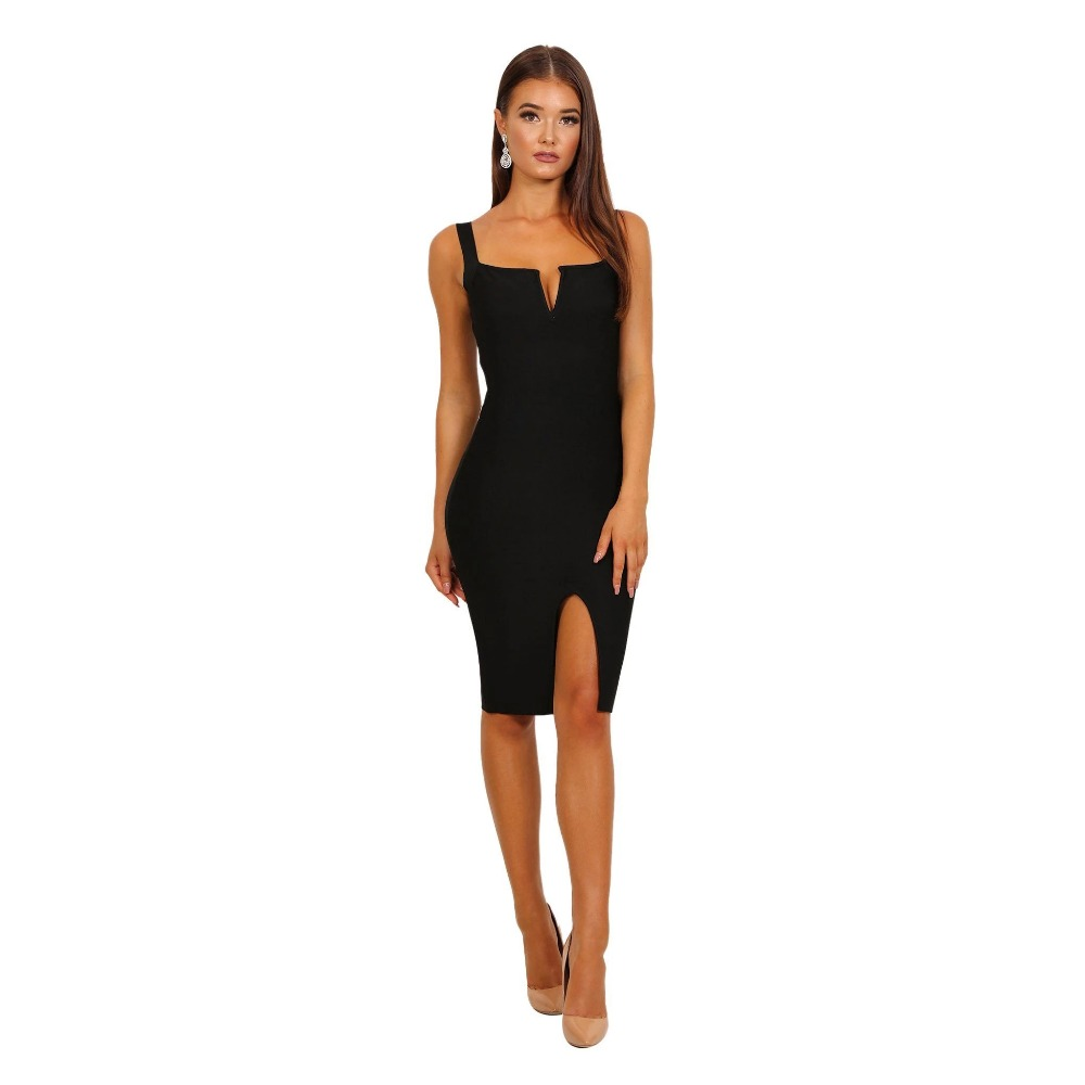 women bandage dress-402