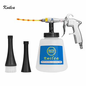 Promotion New Arrival Gs Foam Lance Tornador Interior Deep Cleaning Gun Car Wash With Brush