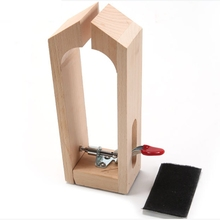 Leather Craft Retaining Clip Wood Tools Hand Tool Set Table Desktop Stitching Sewing Lacing Pony Horse Clamp