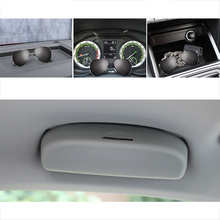 Lsrtw2017 Abs Car Interior Roof Glasses Storage Box for Skoda Karoq Mouldings Accessories