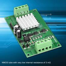 цена на PWM motor Speed Control H-bridge High Power DC Motor Driver Module Forward/Reverse Braking Speed controller