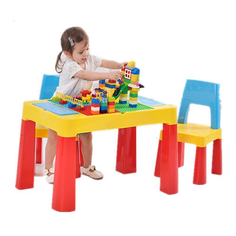 Tavolo Tavolino Bambini Child Chair And De Plastico Game Kindergarten Bureau Enfant Mesa Infantil Study Table Kinder Kids Desk
