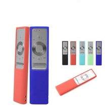 Cobre para Samsung QLED TV Bluetooth Controle Remoto BN59-01272A BN59-01265A BN59-01270A BN59-01291A Caso À Prova de Choque Anti-Slip