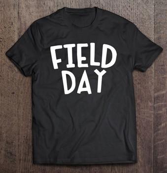 Field Day Student T Shirt t-shirty z krótkim rękawem t-shirty lato Casual nowości 2021 t-shirty męskie T-Shirt koszula Harajuku tanie i dobre opinie SHORT CN (pochodzenie) COTTON Cztery pory roku Na co dzień Z okrągłym kołnierzykiem tops Z KRÓTKIM RĘKAWEM Sukno Drukuj