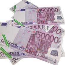 Papel de el infierno-billetes de banco ¿Accesorio de moneda? ¿Ancestro? Euro (€ 500)