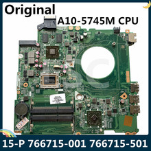 Laptop Motherboard A10-5745m-Cpu HP 766715-001 for 15-P Series DAY23AMB6F0 with LSC