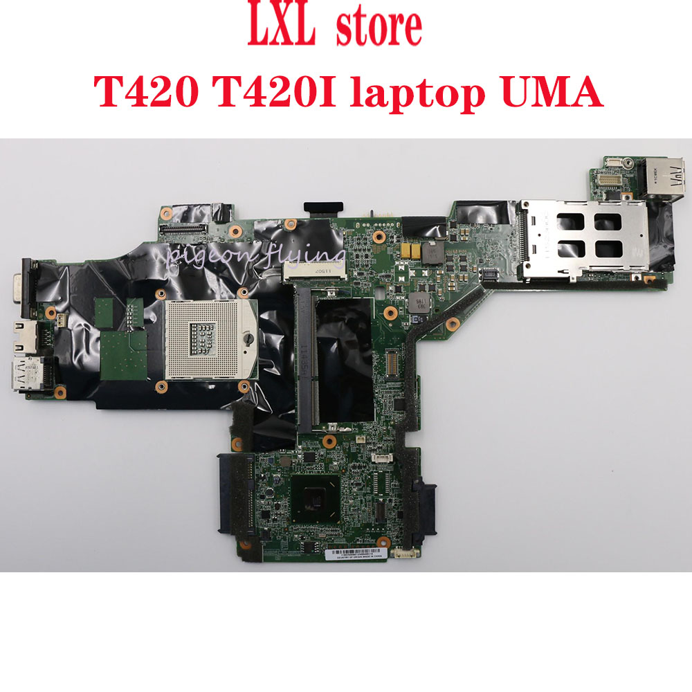 M/B LNVH 41-AB570 For Thinkpad T420 T420i Laptop Motherboard UMA QM67 DDR3 FRU 04Y1933 63Y1697 63Y1967 04W1345 04W2045 63Y1989