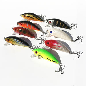1pc 8cm 7.5g Hard Swim Bait Fishing Lures with Hook Bass Fishing Gear