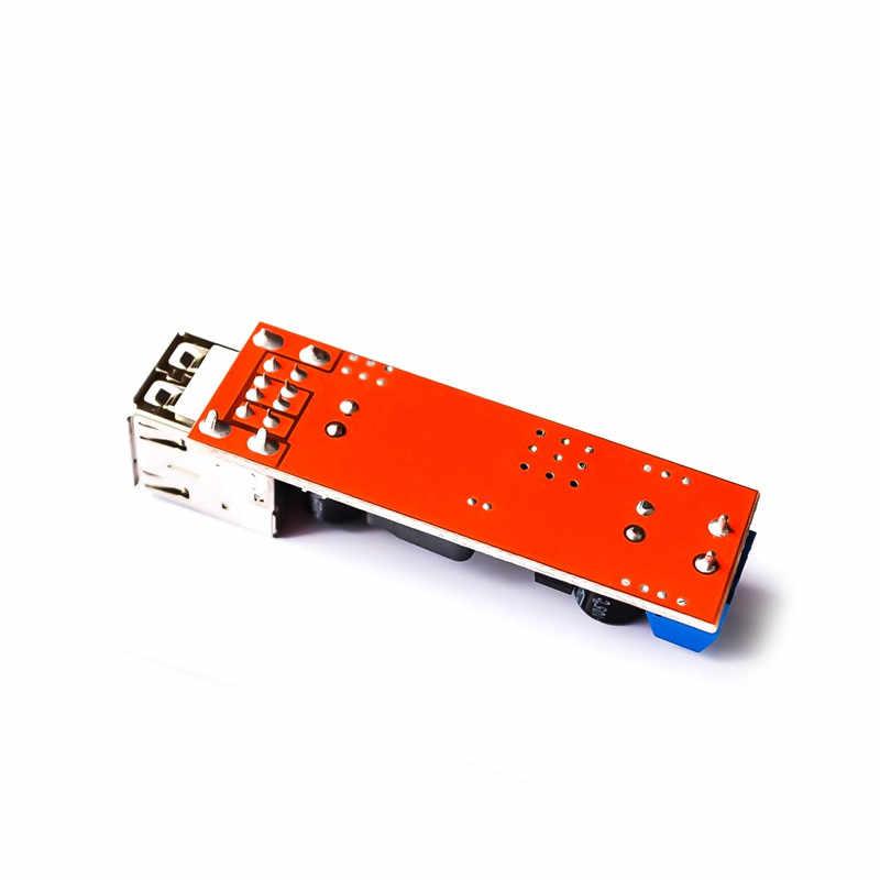 Double sortie USB 9 V/12 V/24 V/36 V chargeur de voiture commutateur 5V DC-DC Module d'alimentation 3A Buck régulateur