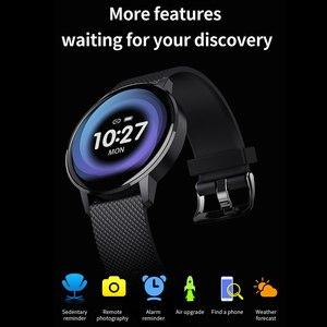 Image 4 - CYUC T4 IP67 ผู้หญิงกันน้ำ Smart Watch Heart Rate เครื่องวัดความดันโลหิต Fitness Tracker Sport smartwatch สำหรับ Android IOS