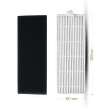 Accessory Vacuum Cleaner Parts Pollen Spare For Ilife A8 A6 X620 X623 Replace Filters Household цена и фото