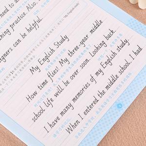 Студенческая английская каллиграфия, копирайтер для детей, написание начинающих, почерк, итальянский Курсив, принадлежности для английско...