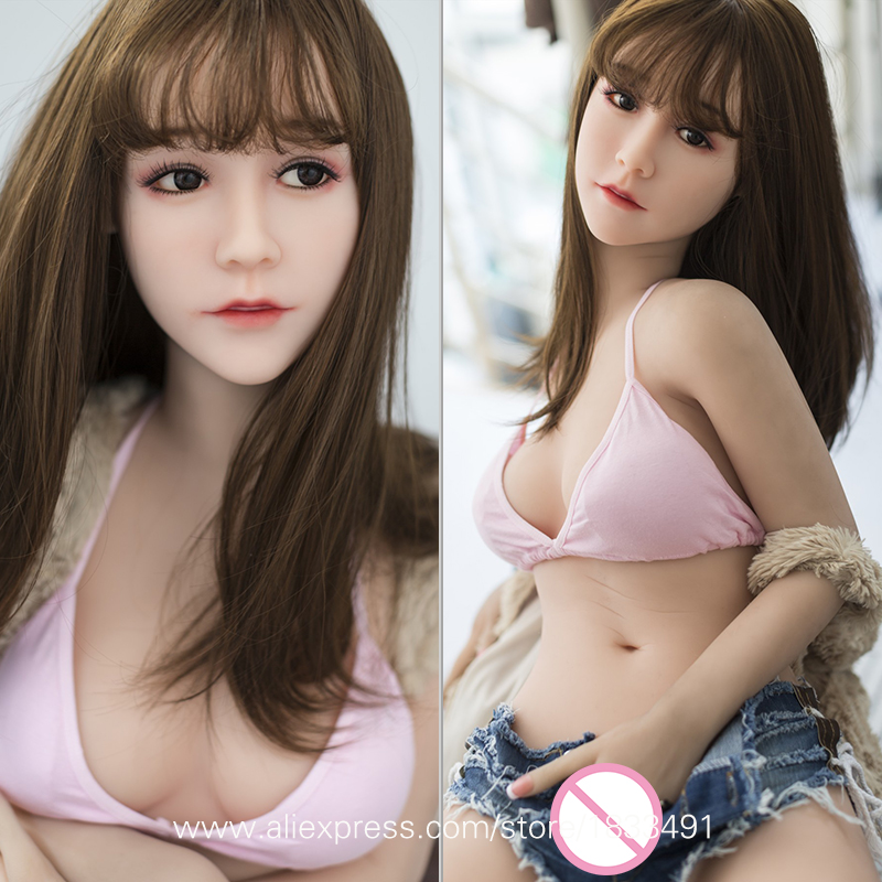135cm Real Silicone Sex Dolls Robot Japanese Anime Full Oral Love Doll Realistic Adult for Men