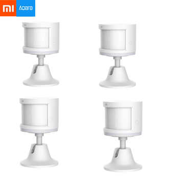 Original Xiaomi Aqara Body Sensor & Light Intensity Sensors ,ZigBee wifi Wireless Work for xiaomi smart home mijia Mi home APP - DISCOUNT ITEM  5% OFF All Category