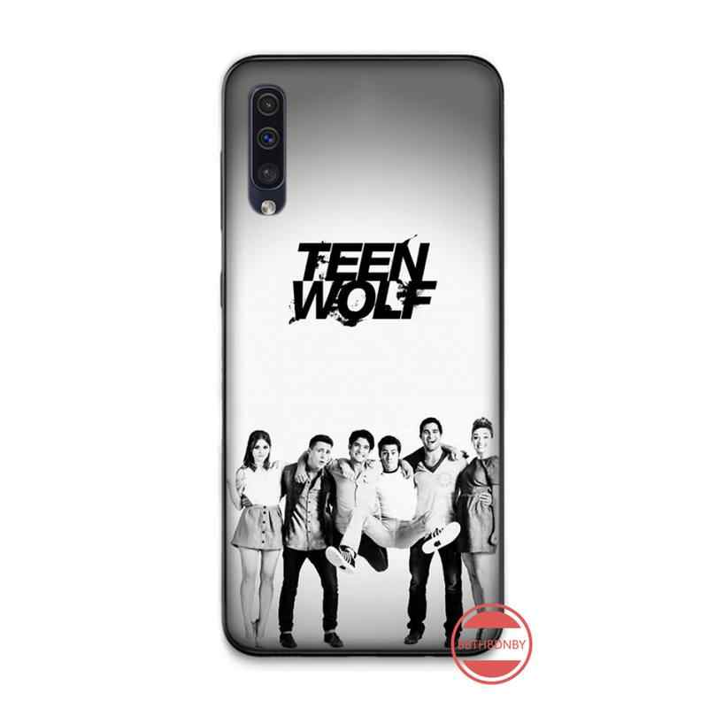 Teen Wolf Dylan O'Brien Coque Shell Phone Case For Samsung A20 A30 ...