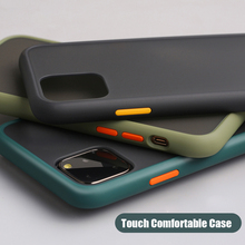 luxury contrast color frame matte hard pc case for xiaomi re