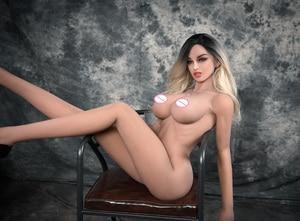 Image 4 - 168Cm 1 # Ayumi Door De Zee Tpe Met Metalen Skelet Sex Poppen Echte Masturbator Vajina Liefde Poppen Mannelijke sex Poppen Voor Vrouwen