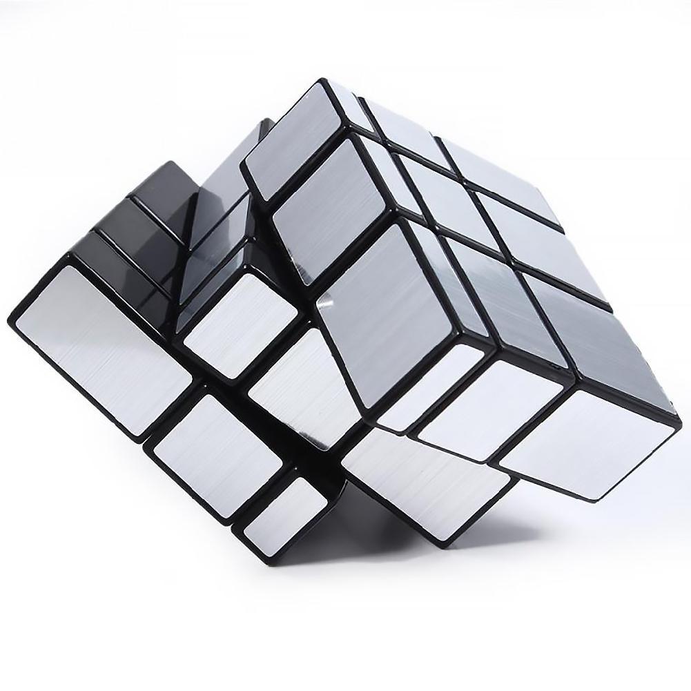None New 3x3x3 Shengshou Mirror Bump Magic Cube Twisty Puzzle Ultra-smooth