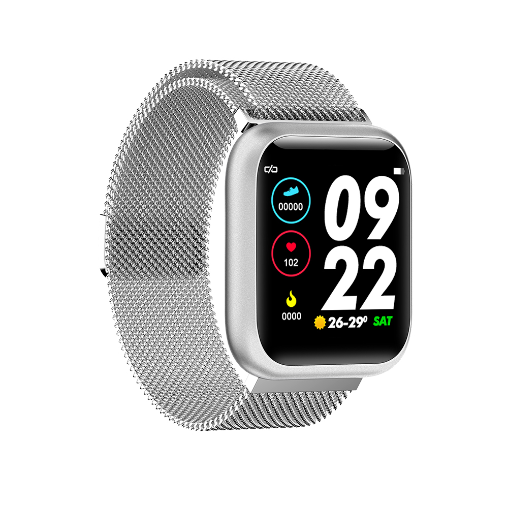New F11 life Waterproof Smart Watch Heart Rate Monitor Blood Pressure Watch Fitness tracker sport SmartWatch for Android IOS