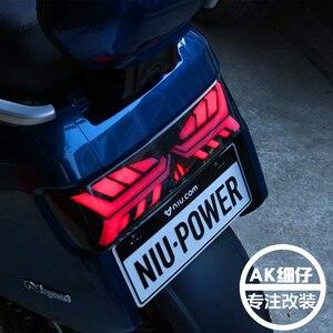Niu N1 N1s Taillight Signal Lights Brake Light Electric Scooter Ebike