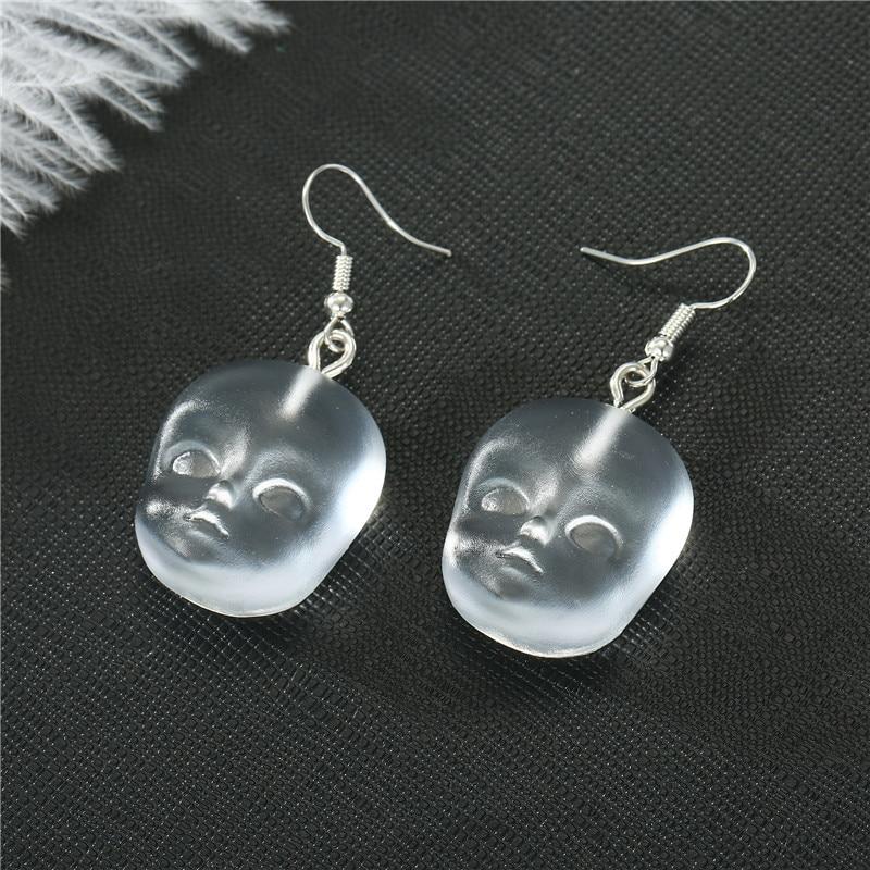 Baby Face & Hand Earrings 4