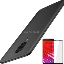 For Lenovo Z5 pro GT GT855 Tempered Glass Lenovo Z5 pro Case Full Protection