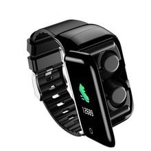2020 M7 Newest Smart Watch with Bluetooth Earphones BT5.0 Heart Rate health Moni