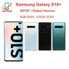 Samsung Galaxy S10 + S10 más G975F mundial versión 8GB RAM 128GB ROM Octa Core 6,4