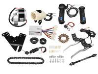 وحدة تحكم المحرك دراجة كهربائية عدة مجموعة تحويل الدراجة العاديّة إلى كهربائيّة للدراجة الكهربائيّة-في عدة تحويل من الرياضة والترفيه على