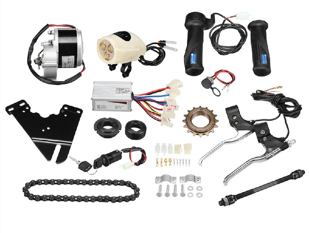 Motor Controller Electric Bike Kit Electric Bicycle Conversion Kit for Electric Bicycle