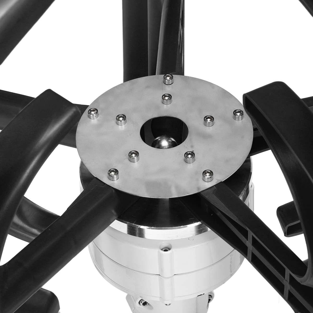 4000w 12v 24v eixo vertical turbinas eólicas