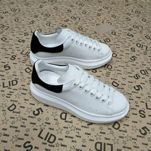 Nouveaux couples chaussures baskets chaussures De Luxe design blanc chaussures décontracté chaussures de sport homme et femmes mode KS5112
