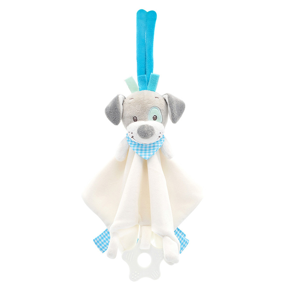 Bed Car Hanging Baby Rattle Toy Non Toxic Comforter Eco Friendly Sleep Early Education Cartoon Anti Fade Animal Shaped Home Cute
