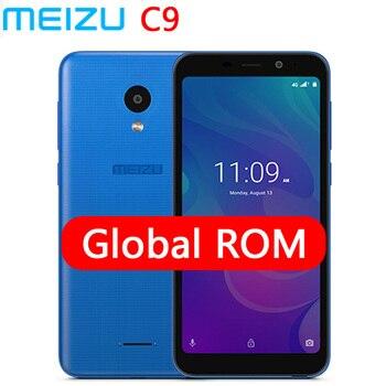 Global ROM Original Meizu C9 M9C Quad Core 2GB 16GB 5.4inch Full screen 13.0MP Camera 3000mAh cellphone