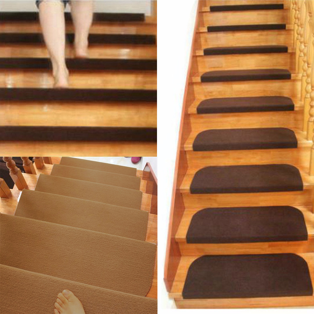 Non Slip Adhesive Carpet Stair Treads