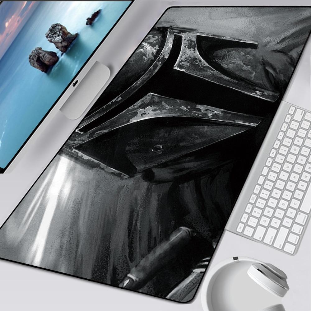 Star Wars Mouse Pad Fashion Laptop XXL Computer Mouse Mat 800x300mm Gaming Mousepad HD Large XL Gamer Desk Keyboard Play Mats