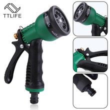 цена на TTLIFE Garden Water Hose Fast Joint zinc alloy Spray Nozzle Connector Fitting Repair Joiner Connector Adapter Pipe Connectors